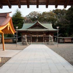 岡田神社(岡田宮)